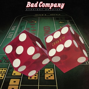 Straight Shooter – Bad Company