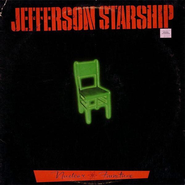Nuclear Furniture – Jefferson Starship
