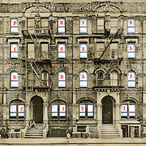 Physical Graffiti – Led Zeppelin
