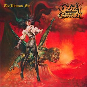 Ultimate Sin – Ozzy Osbourne